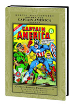 Image: Marvel Masterworks: Golden Age Captain America Vol. 04 HC  - Marvel Comics