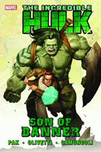 Image: Incredible Hulk Vol. 01: Son of Banner HC  - Marvel Comics
