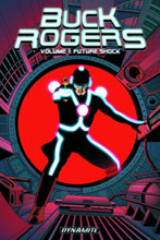 Image: Buck Rogers Vol. 01: Future Shock HC  - D. E./Dynamite Entertainment