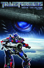 Image: Transformers Movie Collection Vol. 01 HC  - IDW Publishing