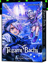 Image: Tegami Bachi Vol. 02 SC  - Viz Media LLC