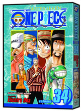 Image: One Piece Vol. 35 SC  - Viz Media LLC
