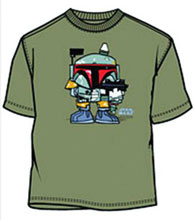 Image: Star Wars: Galactic Empire Olive T-Shirt  (XL) -
