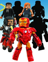 Image: Marvel Minimates Series 35 Case