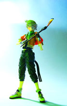 Image: Final Fantasy XIII Play Arts Kai Hope Action Figure  -