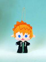 Image: Kingdom Hearts Avatar Stuffed Keychain Roxas  -