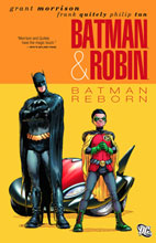 Image: Batman & Robin Vol. 01: Batman Reborn SC  - DC Comics