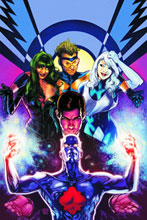 Image: Justice League: Generation Lost Vol. 01 HC  - DC Comics
