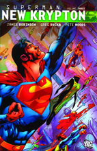 Image: Superman: New Krypton Vol. 03 SC  - DC Comics