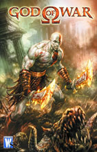 Image: God of War SC  - DC Comics - Wildstorm