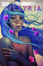 Image: Angel: Illyria - Haunted #4 (10-copy incentive cover) (v10) - IDW Publishing