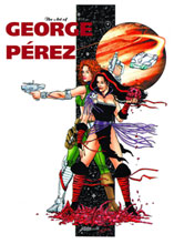 Image: Art of George Perez HC  - IDW Publishing
