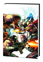 Image: Shadowland: Thunderbolts HC  - Marvel Comics