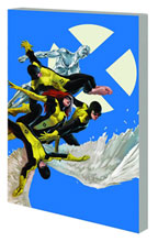 Image: X-Men First Class Vol. 01 SC  - Marvel Comics