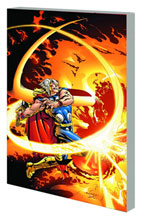 Image: Thor: Death of Odin SC  (new edition) - Marvel Comics