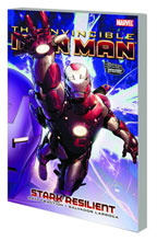 Image: Invincible Iron Man Vol. 05: Stark Resilient Book 01 SC
