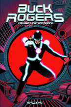Image: Buck Rogers Vol. 01: Future Shock SC  - D. E./Dynamite Entertainment