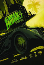 Image: Green Hornet: Year One #11 - D. E./Dynamite Entertainment