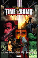 Image: Time Bomb SC  - Radical Publishing