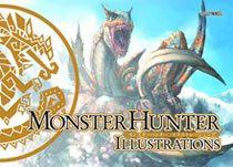 Image: Monster Hunter Illustrations SC  - Udon Entertainment Corp