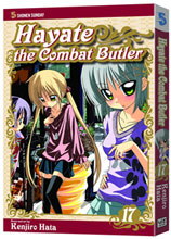 Image: Hayate the Combat Butler Vol. 17 SC  - Viz Media LLC