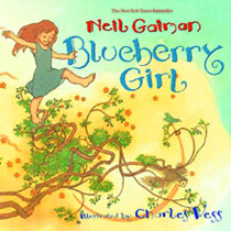 Image: Neil Gaiman's Blueberry Girl SC  -