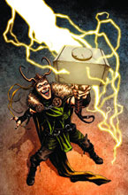 Image: Thor: The Trials of Loki HC  - Marvel Comics