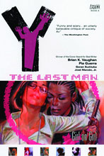 Image: Y: The Last Man Vol. 06 - Girl on Girl SC  - DC Comics