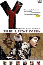 Image: Y: The Last Man Vol. 01 - Unmanned SC  - DC Comics