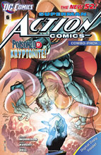 Image: Action Comics #6 (Combo Pack)