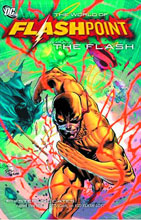 Image: Flashpoint: World of Flashpoint - The Flash SC  - DC Comics
