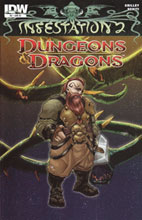 Image: Infestation 2: Dungeons & Dragons #2 (10-copy incentive cover) (v10)