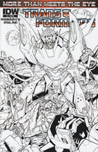 Image: Transformers: More Than Meets Eye #2 (10-copy incentive cover) (v10)
