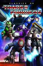 Image: Transformers Classics UK Vol. 02 SC  - IDW Publishing