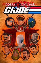 Image: G.I. Joe V2 Vol. 02: Cobra Civil War SC  - IDW Publishing
