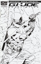 Image: G.I. Joe 2 Movie Prequel #1 (10-copy incentive cover) (v10)