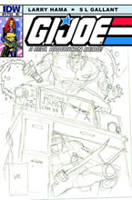Image: G.I. Joe: A Real American Hero #175 (10-copy incentive cover) (v10)