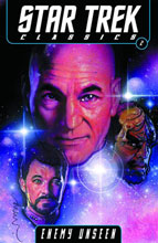 Image: Star Trek Classics Vol. 02: Enemy Unseen SC  - IDW Publishing