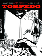 Image: Torpedo Vol. 05 HC  - IDW Publishing