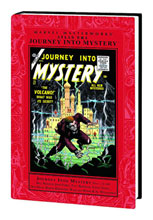 Image: Marvel Masterworks: Atlas Era Journey Into Mystery Vol. 04 HC  - Marvel Comics