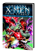 Image: Fear Itself: Uncanny X-Men HC