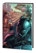 Image: Fear Itself: Black Panther Man Without Fear HC