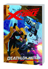 Image: Uncanny X-Force Vol. 02: Deathlok Nation SC