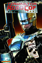 Image: Terminator / Robocop: Kill Human Vol. 01 SC  - D. E./Dynamite Entertainment