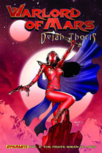 Image: Warlord of Mars: Dejah Thoris Vol. 02: Pirate Queen of Mars SC  - D. E./Dynamite Entertainment