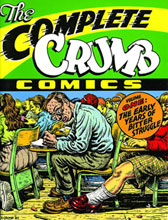 Image: Complete Crumb Comics 01: Early Years of Bitter Struggle SC  (new printing) - Fantagraphics Books