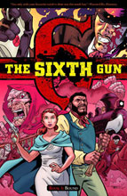 Image: Sixth Gun Vol. 03: Bound SC  - Oni Press Inc.