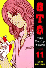 Image: GTO: The Early Years Vol. 11 SC  - Vertical Inc
