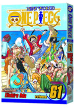Image: One Piece Vol. 61 SC  - Viz Media LLC