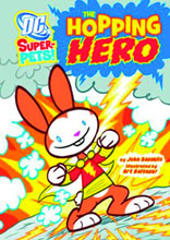 Image: DC Super Pets: Hopping Hero SC  (Young Readers) -